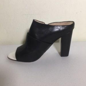 French Connection Kadyn leather sandals size 9